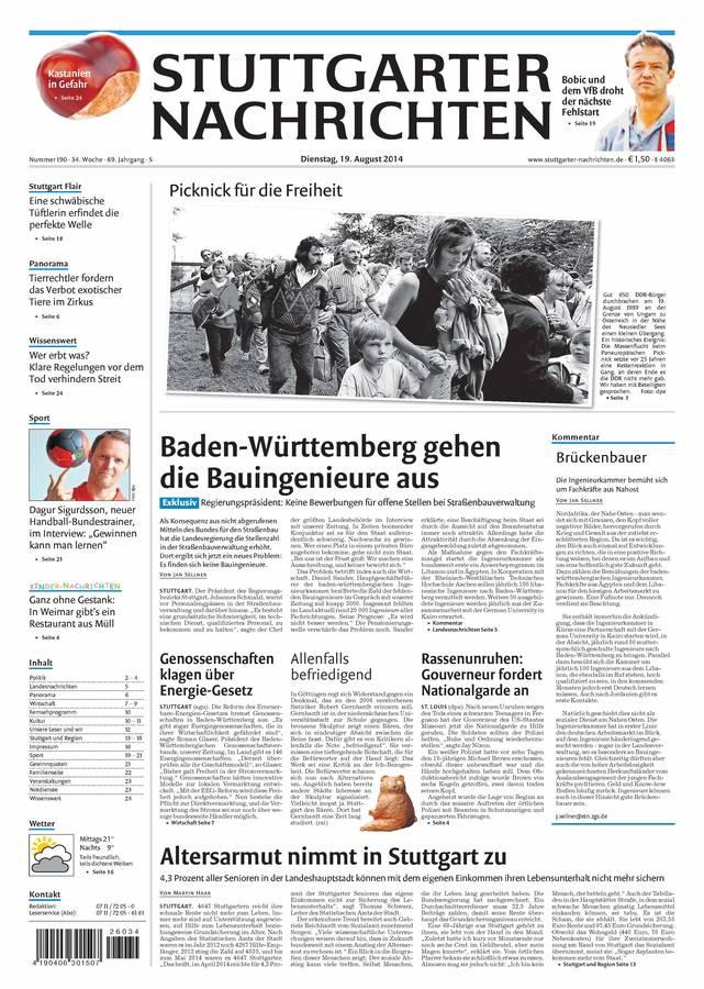 Stuttgart Nachrichten Aktuell